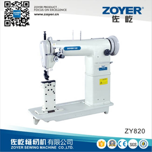 ZY820 Zoyer Golden Wheel Double Needle Post-Bed Sewing Machine (ZY820)