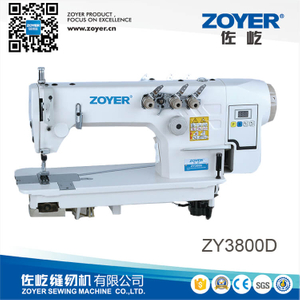 ZY3800D zoyer direct drive chain stitch industrial sewing machine