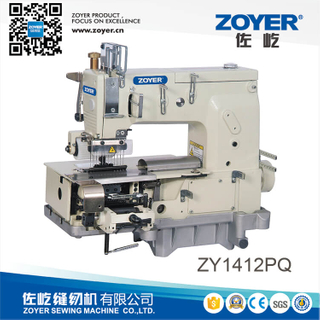 ZY1412PQ Zoyer 12-needle flat-bed machine for simultaneous shirring